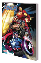 Image: Avengers by Jason Aaron Vol. 01: Final Host SC  - Marvel Comics
