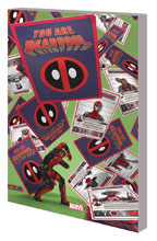 Image: You Are Deadpool SC  - Marvel Comics