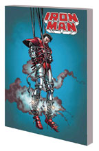 Image: Iron Man: Armor Wars SC  (new printing) - Marvel Comics