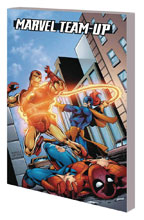 Image: Spider-Man / Iron Man Marvel Team-Up SC  - Marvel Comics