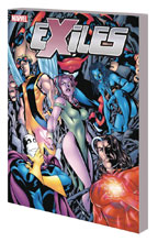 Image: Exiles Complete Collection Vol. 01 SC  (new printing) - Marvel Comics