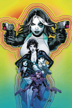Image: Domino #6 by Land Poster  - Marvel Comics