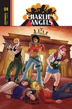 Image: Charlie's Angels #4 (cover A - Eisma) - Dynamite