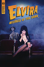 Image: Elvira: Mistress of the Dark #3 (subscription cover D - Photo) - Dynamite