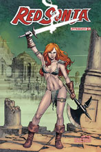 Image: Red Sonja #21 (cover A - Chen) - Dynamite