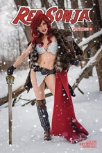 Image: Red Sonja #21 (subscription cover E - Cosplay) - Dynamite