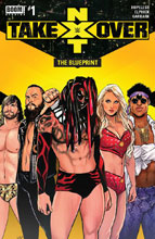 Image: WWE NXT Takeover: Blueprint #1 (Main) - Boom! Studios