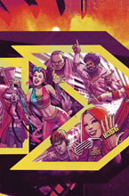 Image: WWE NXT Takeover: Proving Ground #1 (subscription cover - Dalfonso) - Boom! Studios
