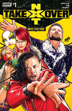 Image: WWE NXT Takeover: Into the Fire #1 (Main) - Boom! Studios