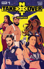 Image: WWE NXT Takeover: Redemption #1 (Main) - Boom! Studios