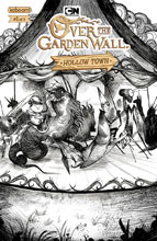 Image: Over Garden Wall: Hollow Town #1 (subscription cover  - Boom! Studios