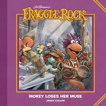 Image: Fraggle Rock: Mokey Loses Her Muse HC  - Boom! Studios