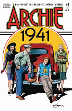 Image: Archie 1941 #1 (cover A - Krause) - Archie Comic Publications