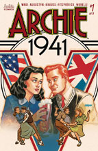 Image: Archie 1941 #1 (cover D - Johnson) - Archie Comic Publications