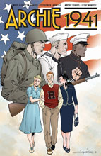Image: Archie 1941 #1 (cover E - Lopresti) - Archie Comic Publications