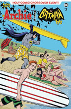 Image: Archie Meets Batman '66 #3 (cover A - Allred) - Archie Comic Publications