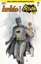 Image: Archie Meets Batman '66 #3 (cover F - Mack) - Archie Comic Publications