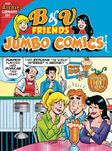 Image: Betty & Veronica Friends Jumbo Comics Digest #264 - Archie Comic Publications