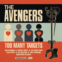 Image: Avengers Audio CD: Too Many Targets  - Big Finish