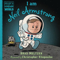 Image: I Am Neil Armstrong HC  (Young Readers) - Dial Books