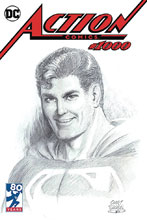 Image: Action Comics #1000 (variant DFE cover  - Dynamic Forces