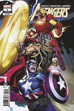 Image: Avengers #1 (variant Encore edition) (DFE signed - Mark Morales) - Dynamic Forces