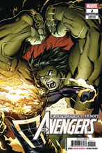 Image: Avengers #2 (variant Encore edition) (DFE signed - Mark Morales) - Dynamic Forces