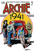 Image: Archie 1941 #1 (DFE signed - Mark Waid Gold) - Dynamic Forces