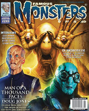 Image: Famous Monsters of Filmland #289 (variant cover - Doug Jones) - Famous Monsters of Filmland