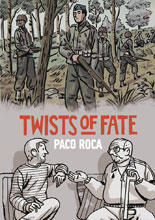 Image: Twists of Fate HC  - Fantagraphics Books