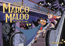 Image: Creepy Case Files of Margo Maloo Vol. 02: Monster Mall GN HC  - First Second (:01)