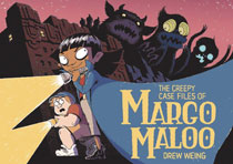 Image: Creepy Case Files of Margo Maloo Vol. 01 GN  - First Second (:01)