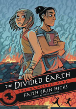 Image: Nameless City Vol. 03: Divided Earth GN HC  - First Second (:01)