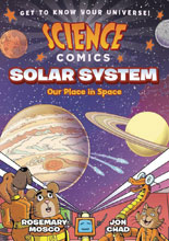 Image: Science Comics: Solar System GN SC  - First Second (:01)