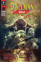 Image: Dollman Kills the Full Moon Universe #2 (cover A - Templesmith) - Full Moon Features