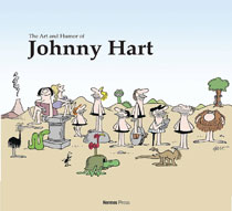 Image: Art and Humor of Johnny Hart HC  - Hermes Press