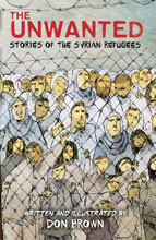Image: Unwanted: Stories of Syrian Refugees GN HC  - Houghton Mifflin Harcourt
