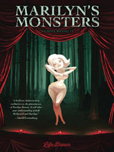 Image: Marilyn's Monsters GN  - Humanoids Inc