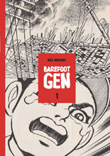 Image: Barefoot Gen Vol. 01 GN  (current printing) - Last Gasp