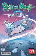 Image: Rick & Morty Presents: Sleepy Gary #1 (cover A - CJ Cannon) - Oni Press Inc.