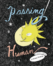 Image: Passing for Human: A Graphic Memoir HC  - Random House