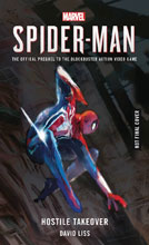 Image: Marvels' Spider-Man: Hostile Takeover PB  - Titan Books