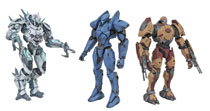 Image: Pacific Rim 2: Select Action Figure Series 3 Asstorment  - Diamond Select Toys LLC