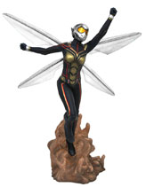 Image: Marvel Gallery PVC Statue: Ant-Man & the Wasp Movie - Wasp  - Diamond Select Toys LLC