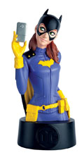 Image: DC Batman Universe Bust Collectible #10 (Batgirl) - Eaglemoss Publications Ltd