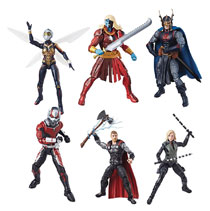 Image: Avengers Legends 6-Inch Action Figure Asstorment 201801  - Hasbro Toy Group