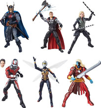 Image: Avengers Legends 6-Inch Ultimate Action Figure Asstorment 201801  - Hasbro Toy Group