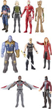 Image: Avengers 12-Inch Titan Hero Series Movie Asstorment  - Hasbro Toy Group