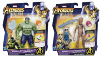 Image: Avengers 6-Inch Deluxe Action Figure  (w/Infinity Stone) Asstorment - Hasbro Toy Group