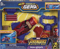 Image: Avengers Assembler Gear Spider-Man Case  - Hasbro Toy Group